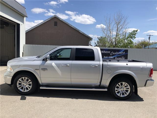 2018 RAM 1500 Longhorn (Stk: 12181) in Fort Macleod - Image 2 of 24