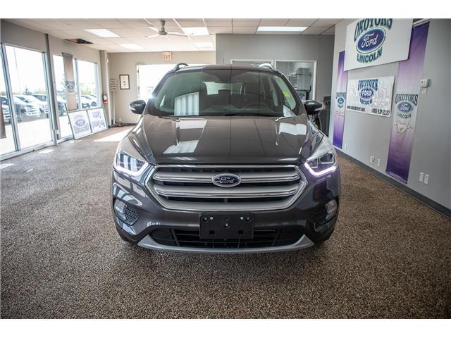 2018 Ford Escape Titanium (Stk: B81445) in Okotoks - Image 2 of 22