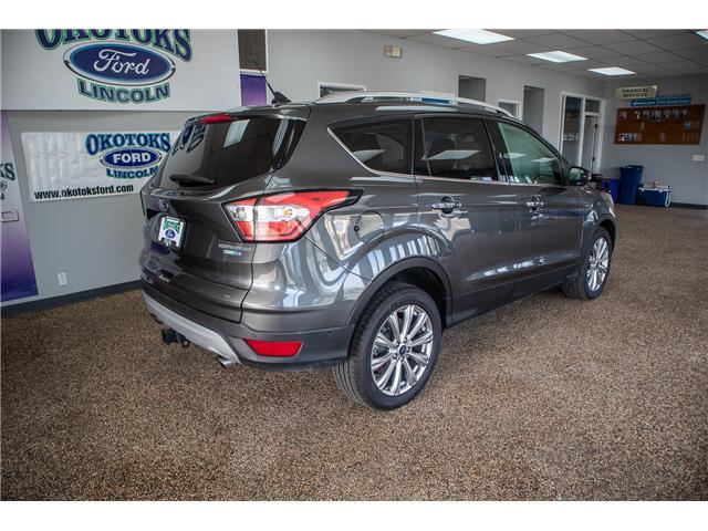2018 Ford Escape Titanium (Stk: B81445) in Okotoks - Image 5 of 22