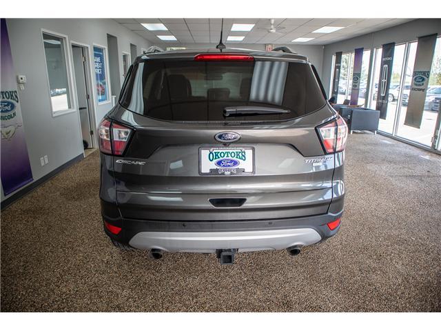2018 Ford Escape Titanium (Stk: B81445) in Okotoks - Image 6 of 22