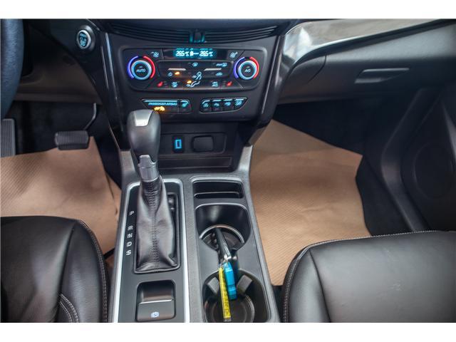 2018 Ford Escape Titanium (Stk: B81445) in Okotoks - Image 14 of 22