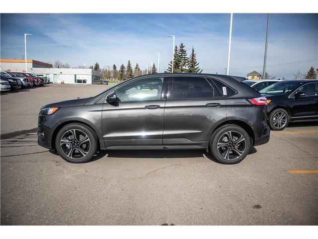 2019 Ford Edge ST (Stk: K-1717) in Okotoks - Image 2 of 5