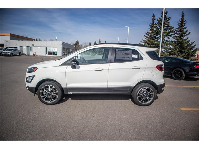 2019 Ford EcoSport SES (Stk: KK-143) in Okotoks - Image 2 of 6