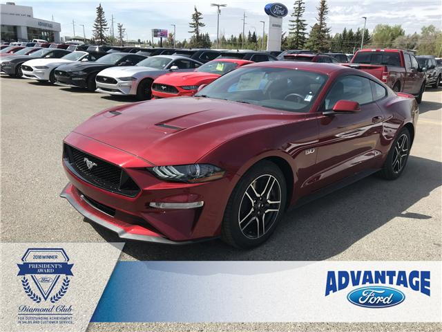 2019 Ford Mustang GT (Stk: 5554) in Calgary - Image 1 of 5