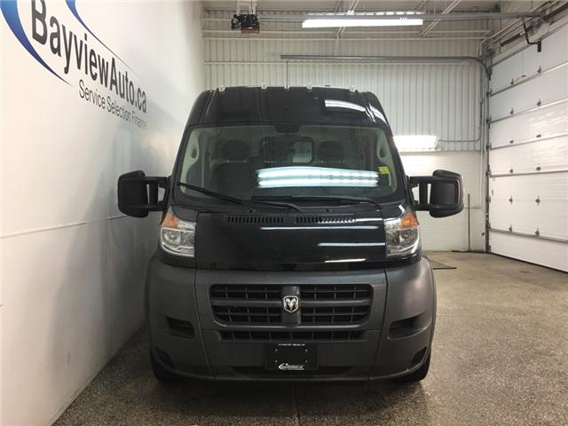 2018 RAM ProMaster 2500 High Roof (Stk: 35044W) in Belleville - Image 3 of 25