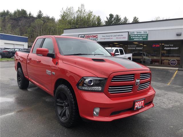 2017 RAM 1500 Sport (Stk: RAM) in Sudbury - Image 1 of 20