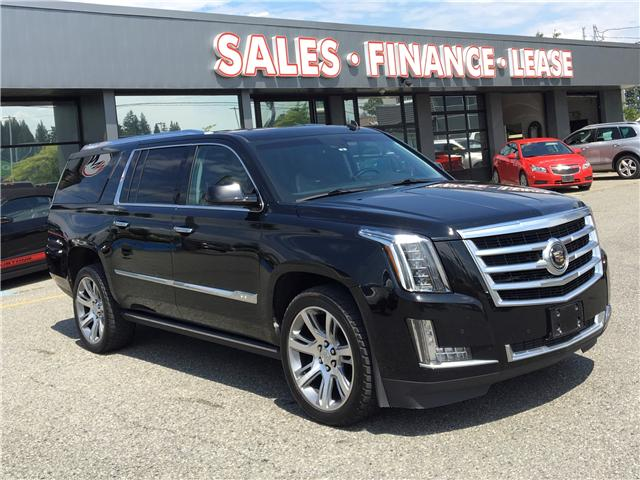 2015 Cadillac Escalade ESV Premium (Stk: 15-242440A) in Abbotsford - Image 1 of 15