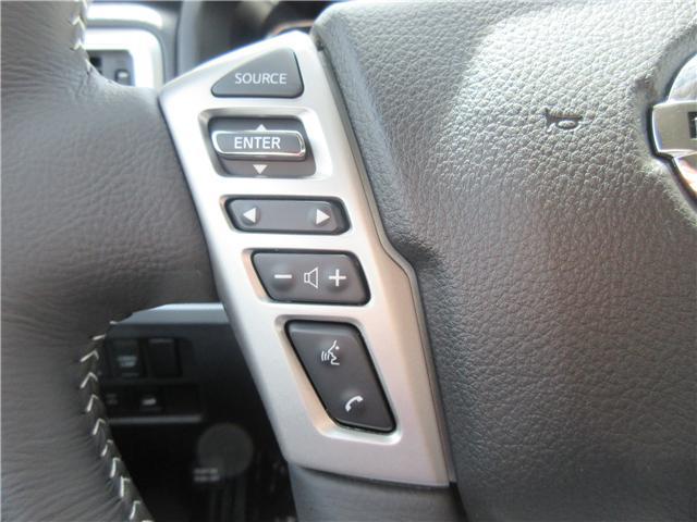 2019 Nissan Titan PRO-4X (Stk: 9032) in Okotoks - Image 10 of 23