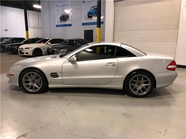 2007 Mercedes-Benz SL-Class Base (Stk: D0330) in Mississauga - Image 7 of 22