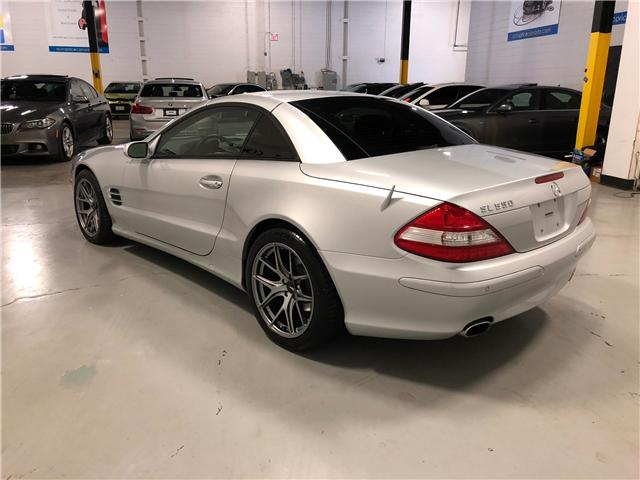 2007 Mercedes-Benz SL-Class Base (Stk: D0330) in Mississauga - Image 8 of 22