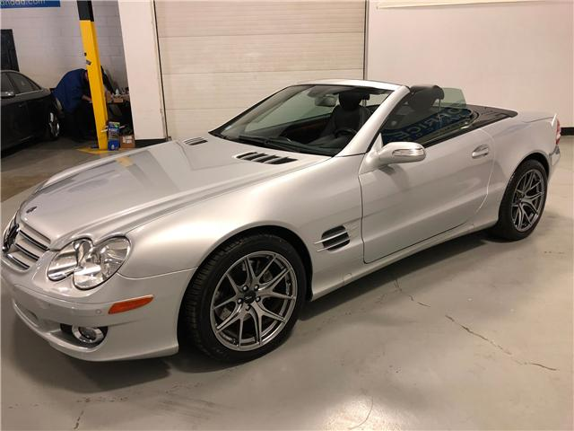 2007 Mercedes-Benz SL-Class Base (Stk: D0330) in Mississauga - Image 6 of 22