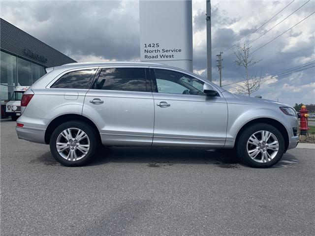 2014 Audi Q7 3.0T Technik (Stk: B8556) in Oakville - Image 2 of 21