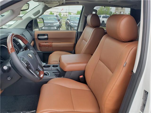 2018 Toyota Sequoia Platinum 5.7L V8 (Stk: 8-1094) in Etobicoke - Image 4 of 10