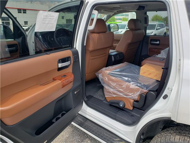 2018 Toyota Sequoia Platinum 5.7L V8 (Stk: 8-1094) in Etobicoke - Image 5 of 10