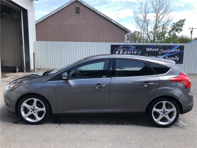 2013 Ford Focus Titanium (Stk: 15035) in Fort Macleod - Image 2 of 21