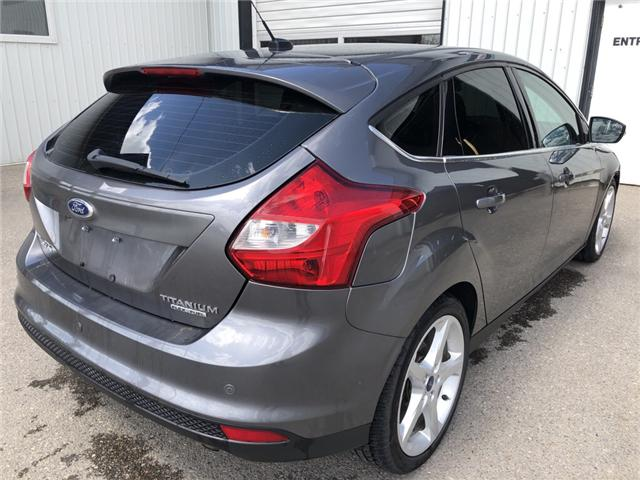 2013 Ford Focus Titanium (Stk: 15035) in Fort Macleod - Image 5 of 21