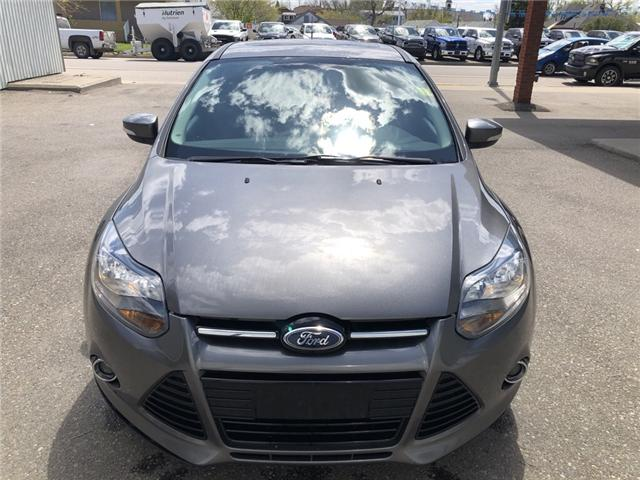 2013 Ford Focus Titanium (Stk: 15035) in Fort Macleod - Image 8 of 21