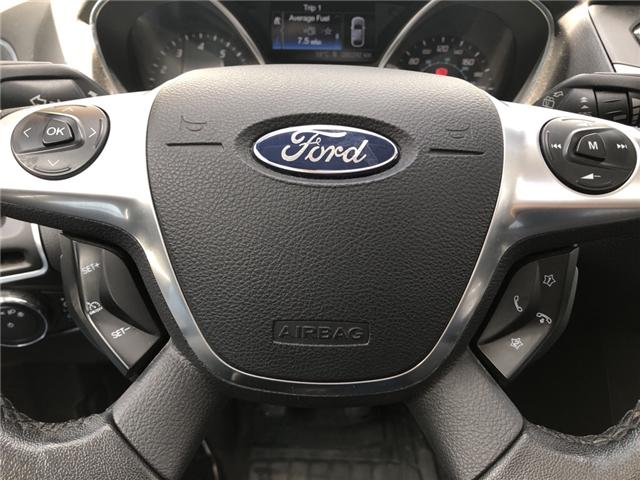 2013 Ford Focus Titanium (Stk: 15035) in Fort Macleod - Image 14 of 21