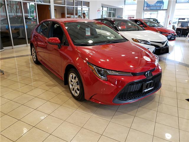 2020 Toyota Corolla LE (Stk: 20-007) in Etobicoke - Image 1 of 9