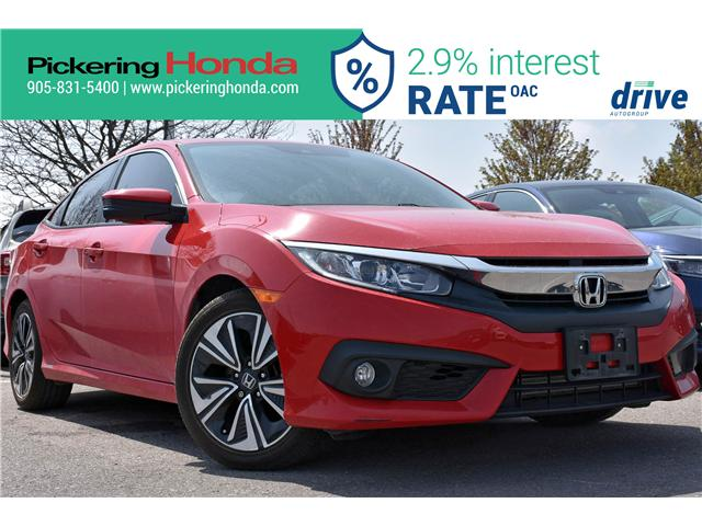 2017 Honda Civic EX-T (Stk: P4901) in Pickering - Image 1 of 30