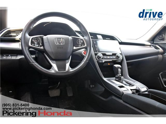 2017 Honda Civic EX-T (Stk: P4901) in Pickering - Image 2 of 30