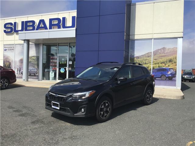 2018 Subaru Crosstrek Sport (Stk: SP0232) in Peterborough - Image 1 of 10