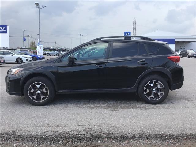 2018 Subaru Crosstrek Sport (Stk: SP0232) in Peterborough - Image 2 of 10