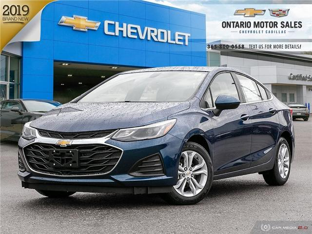 2019 Chevrolet Cruze LT (Stk: 9109970) in Oshawa - Image 1 of 19