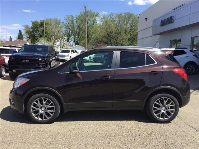 2016 Buick Encore Sport Touring (Stk: 202411) in Brooks - Image 4 of 19