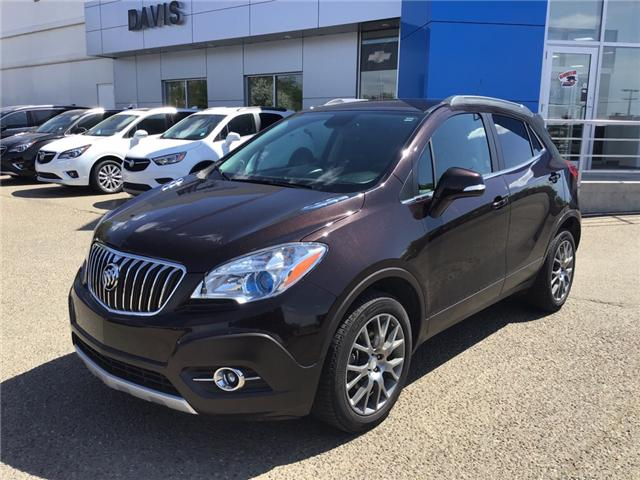 2016 Buick Encore Sport Touring (Stk: 202411) in Brooks - Image 3 of 19