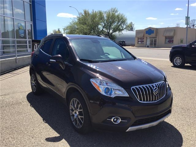 2016 Buick Encore Sport Touring (Stk: 202411) in Brooks - Image 1 of 19