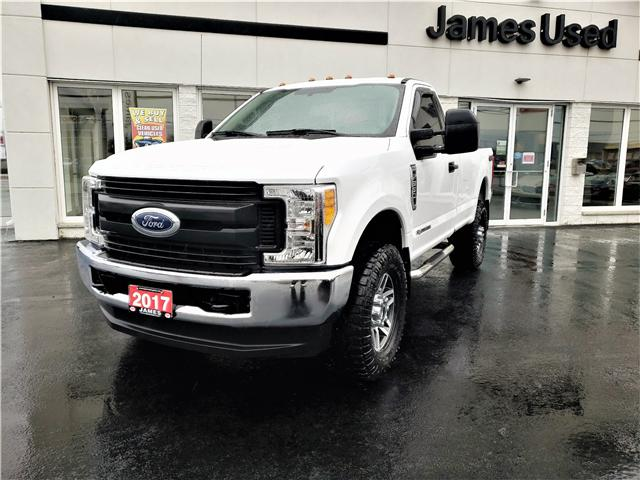 2017 Ford F-350 XL (Stk: P02605) in Timmins - Image 1 of 6