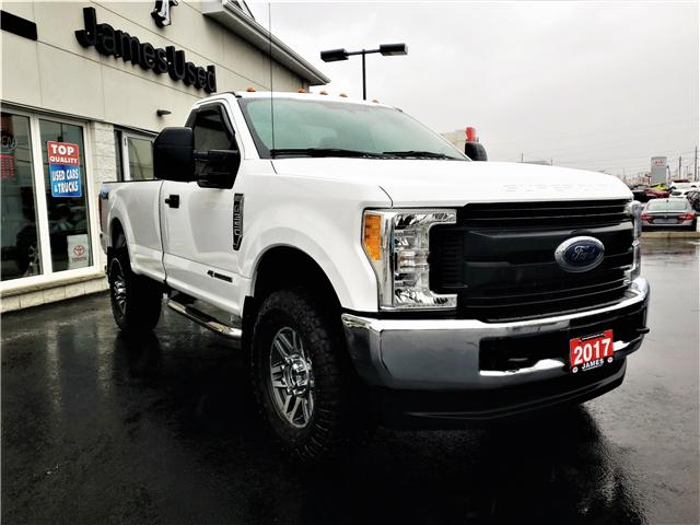 2017 Ford F-350 XL (Stk: P02605) in Timmins - Image 2 of 6