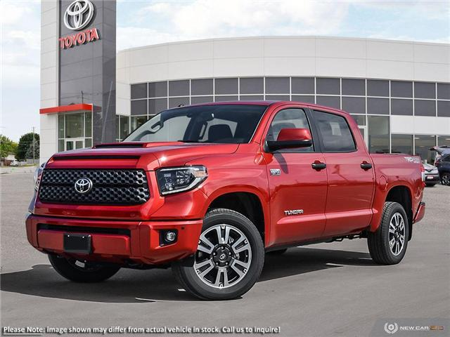 2019 Toyota Tundra TRD Sport Package (Stk: 219370) in London - Image 1 of 23