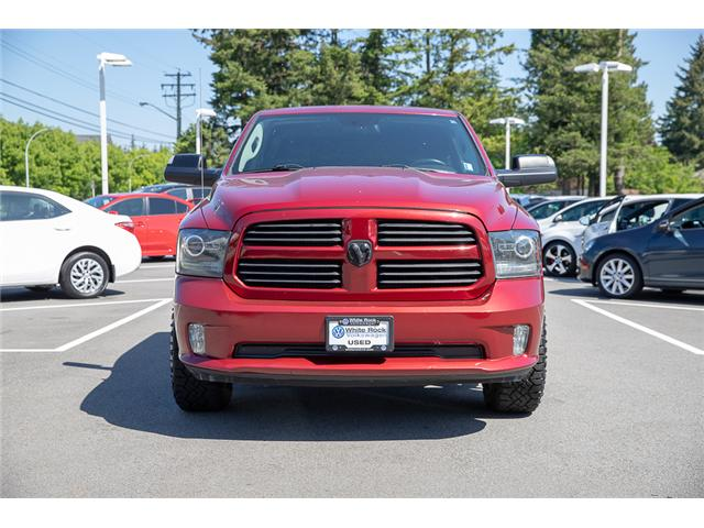 2013 RAM 1500 Sport (Stk: HT040901AA) in Vancouver - Image 2 of 30