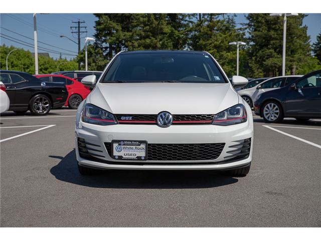 2015 Volkswagen Golf GTI 3-Door Autobahn (Stk: VW0860) in Vancouver - Image 2 of 26