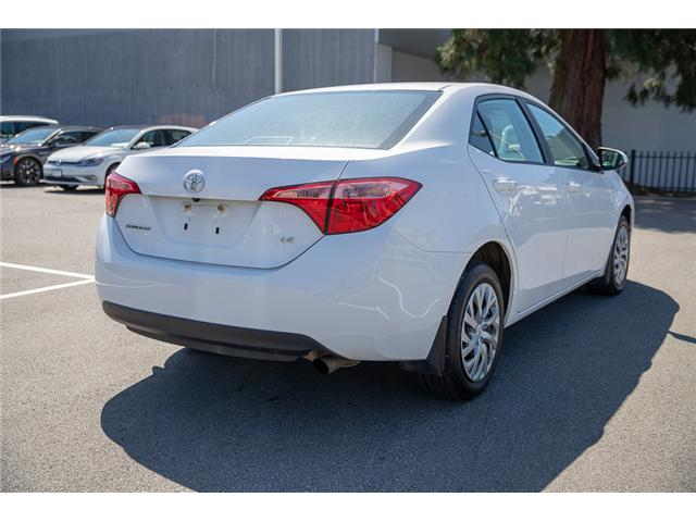 2018 Toyota Corolla LE (Stk: VW0869) in Vancouver - Image 7 of 29