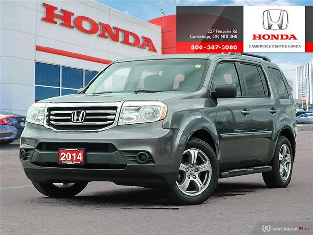 2014 Honda Pilot LX (Stk: 19748A) in Cambridge - Image 1 of 27