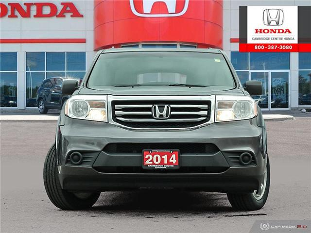 2014 Honda Pilot LX (Stk: 19748A) in Cambridge - Image 2 of 27