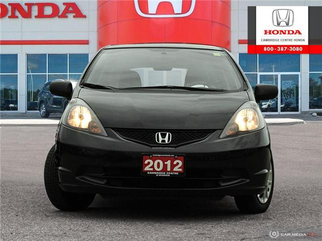 2012 Honda Fit DX-A (Stk: 19784A) in Cambridge - Image 2 of 27