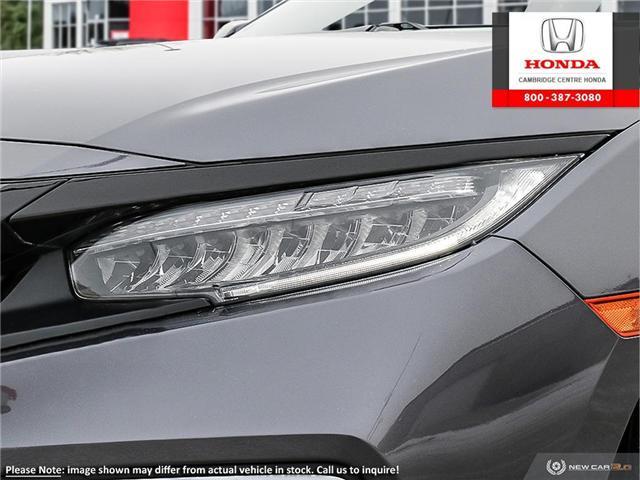 2019 Honda Civic Touring (Stk: 19853) in Cambridge - Image 10 of 24