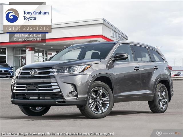 2019 Toyota Highlander Limited (Stk: 58294) in Ottawa - Image 1 of 23