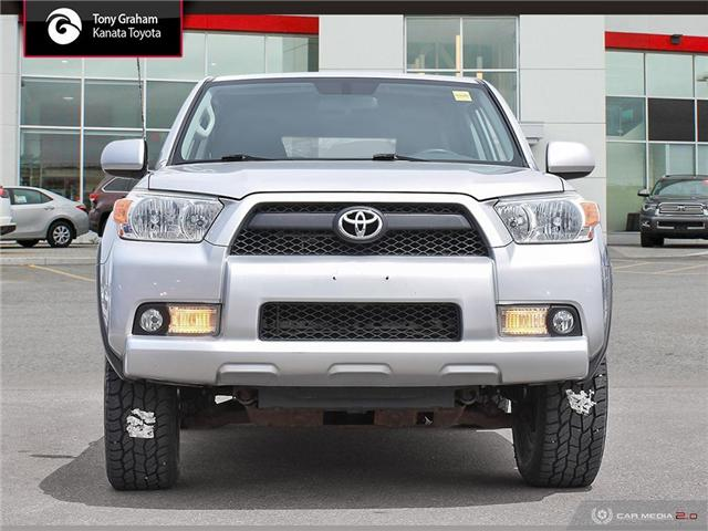 2011 Toyota 4Runner SR5 V6 (Stk: K4240A) in Ottawa - Image 2 of 25