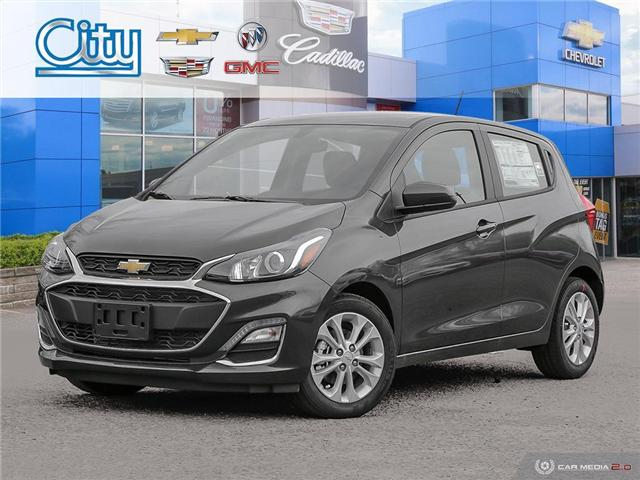 2019 Chevrolet Spark 1LT CVT (Stk: 2987429) in Toronto - Image 1 of 27