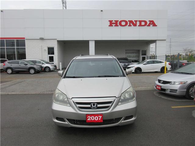 2007 Honda Odyssey EX-L (Stk: 25786A) in Ottawa - Image 2 of 9