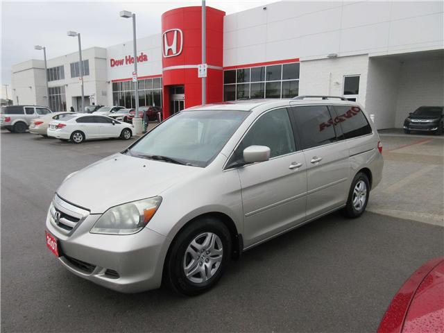 2007 Honda Odyssey EX-L (Stk: 25786A) in Ottawa - Image 1 of 9