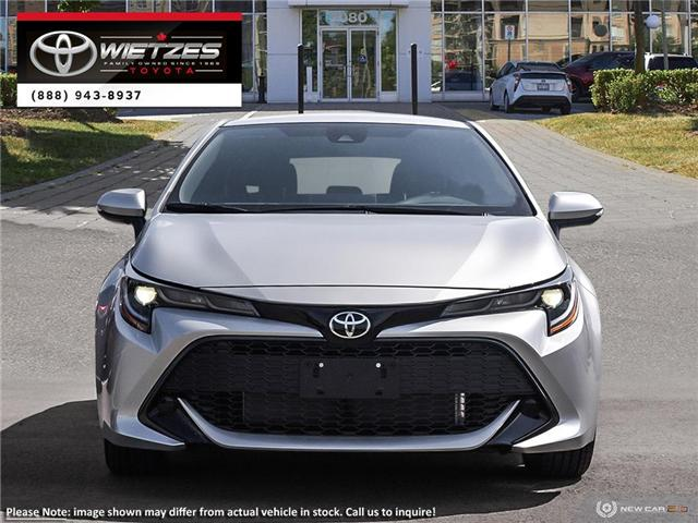 2019 Toyota Corolla Hatchback CVT (Stk: 68833) in Vaughan - Image 2 of 24