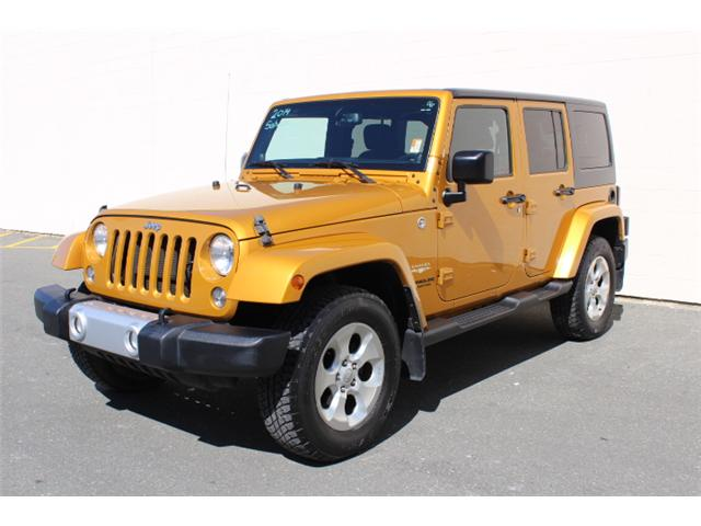 2014 Jeep Wrangler Unlimited Sahara (Stk: D361896A) in Courtenay - Image 2 of 30