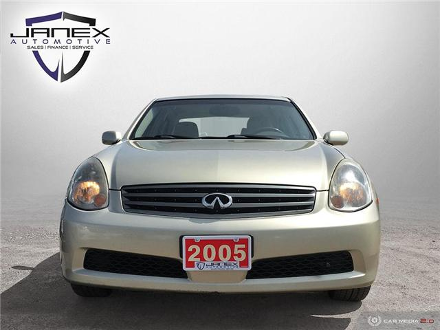 2005 Infiniti G35 Base (Stk: 19165) in Ottawa - Image 2 of 24
