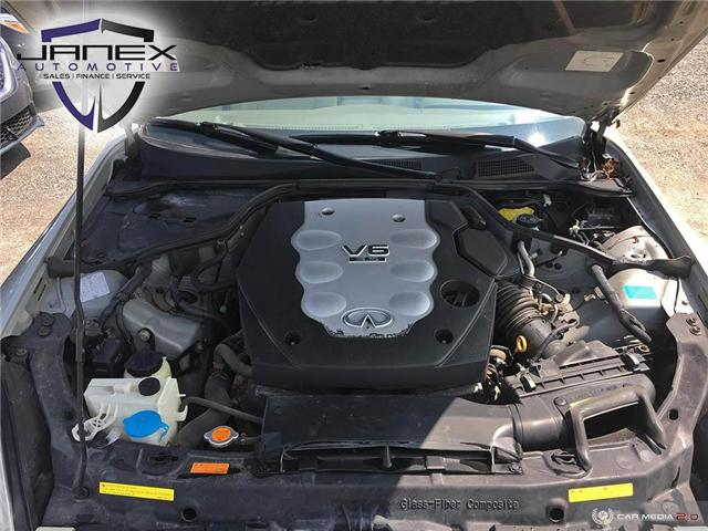 2005 Infiniti G35 Base (Stk: 19165) in Ottawa - Image 9 of 24